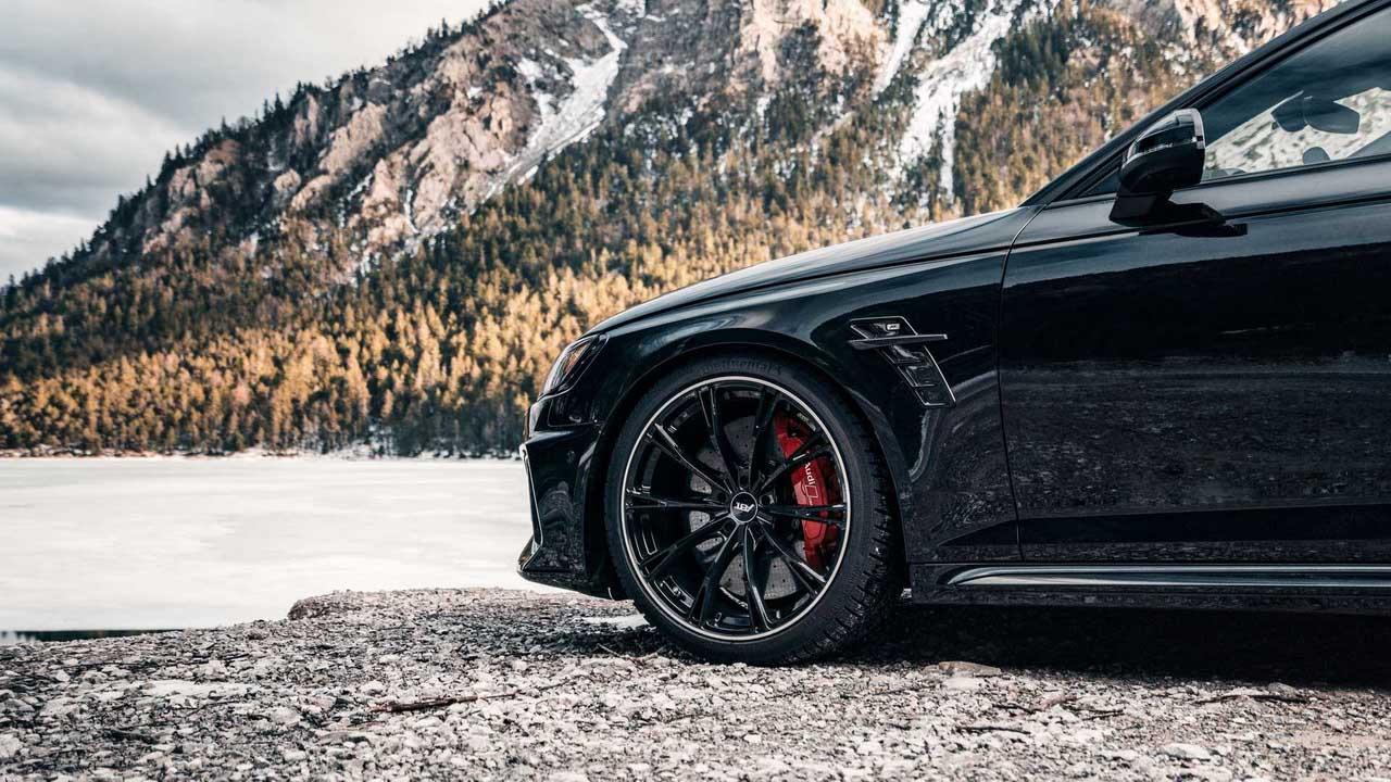rs4选配清单_车饰堂--[新闻] 四环Wagon小恶兽 530ps ABT Audi RS4 Avant出笼